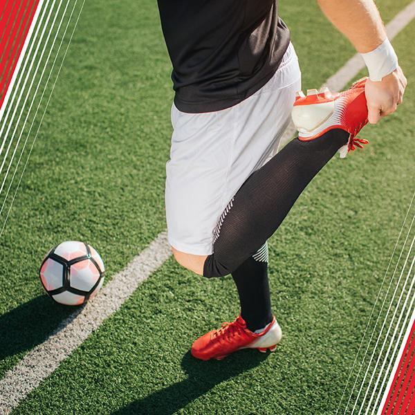 Soccer Stretches to Incorporate into your Pre-game Warm-up from ATI
