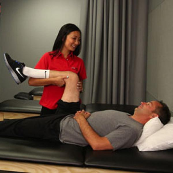 Patients with chronic knee pain: physical therapy may trump surgery